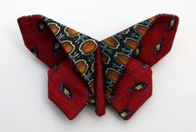 upcycled ties