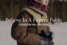 Believe In A Festive Fable / From the most luxurious gifts for him and for her to decadent decorations for the home; join us on our journey from London via Laponia, for an enchanting Molton Brown Christmas.