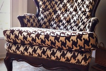 Houndstooth... / by Monique Bonfiglio Doughty