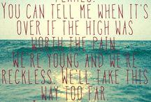 lyrics & citaten