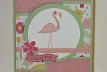 Stampin' Up! Flamingo Lingo