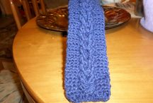 Crochet and Knitting, my projects / Knit and crochet