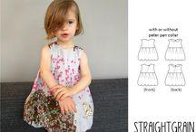 couture pour petite fille