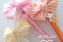 ribbon pen