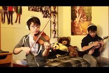 adeles music by Violin- beautiful
