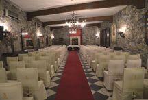 Boda estilo medieval / Tu boda al más puro estilo medieval en nuestros salones de Olrey el Palacete Toledano, junto a Olías del Rey (Toledo).