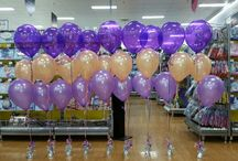balloon arrangements