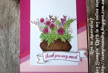 Stampin' Up! - Basket for you