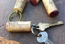 Wine - the 'key' to happiness.