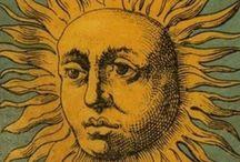 The Sun,The moon,etc