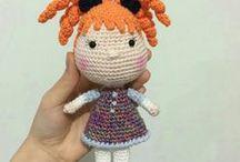 turuncu saçlı bebek