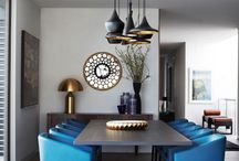 Dinning room / by Helay Kashkouli