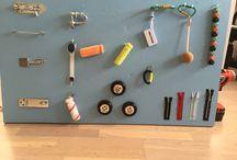 Kreative aktiviteter til hjemmetræning