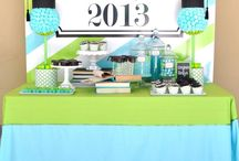 Graduation Parties and Gift Ideas / Ideas on what to do to celebrate the graduate!