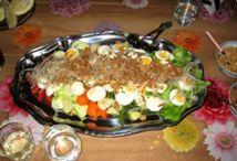 recepten / Recepten die gebruikt worden op de Quinta.