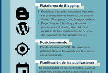 Blog Infografías Social Media / Infografías del blog 'Audiovisual & Social Media Lover' sobre Social Media.