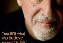 Paulo Coelho / https://www.facebook.com/OscarCortezInc / by OSCAR CORTEZ