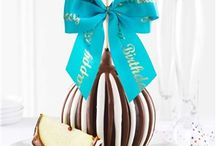 Birthday Gifts / Celebrate a birthday with delectable gifts from Mrs Prindables. Repin to your own inspiration board.