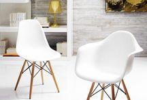 Stoler og interiør! / Lekre stoler og interiør til hjemmet ditt, her kan du også finne stoler til din bedrift. www.mirame.no