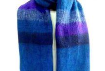 Handmade Woolen Strive Shawls