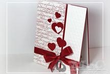 hand-made cards / by Tina Christensen