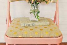 Crafty Endeavors:  Furniture