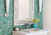 bathroom ideas / by Rhonda Corrigan