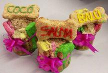 Repostería Perruna / Repostería perruna y Tartas de cumpleaños para perros, cupcakes, galletas gourtmet y más !!!