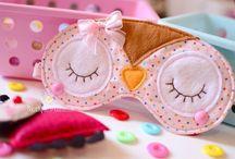 máscara para dormi