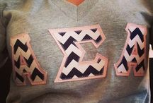 Alpha Sigma Alpha love ;)  / by Mary Leister