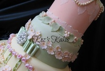 Amazing cakes! / by Beverly Clemmer