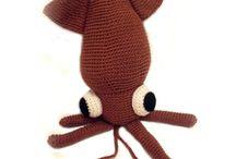 Create: Crochet Animals: Aquatic / by Kaitlyn L