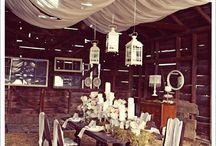 Wedding Table deco Idea / ウェディングテーブルデコレーションアイデア