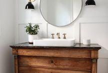 Spaces: Bathrooms
