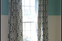 Curtains / by Elizabeth Wolters