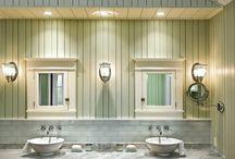 Deco - Bathrooms / bathroom ideas / by Sally Wheeler