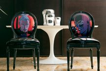 Mobilier glamour