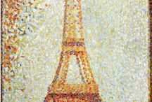 Seurat, Georges (1859-91, French impressionist painter)