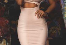 Dress :