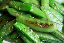 SUGAR SNAP PEAS/SNOW PEAS