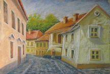 festmény / Saját festményeim