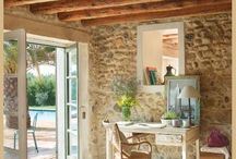 Belle ville / Beautiful rustic villas Italian  / by Mariana