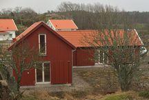 Bra röda hus