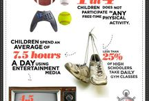Child Obesity Awareness / September is Obesity Awareness Month.
