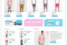 e-commerce_design_FM / E-commerce websites design inspiration
