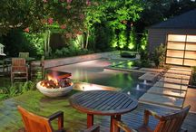 Outdoor Decor / by Shannon Rosier