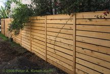 Fences / by Growing The Home Garden