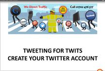 Tweeting 4 Twits / Twitter Guide For Local Business