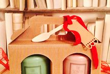 Christmas scented wax gifts