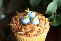 Cupcake creations / by Ann Holmes